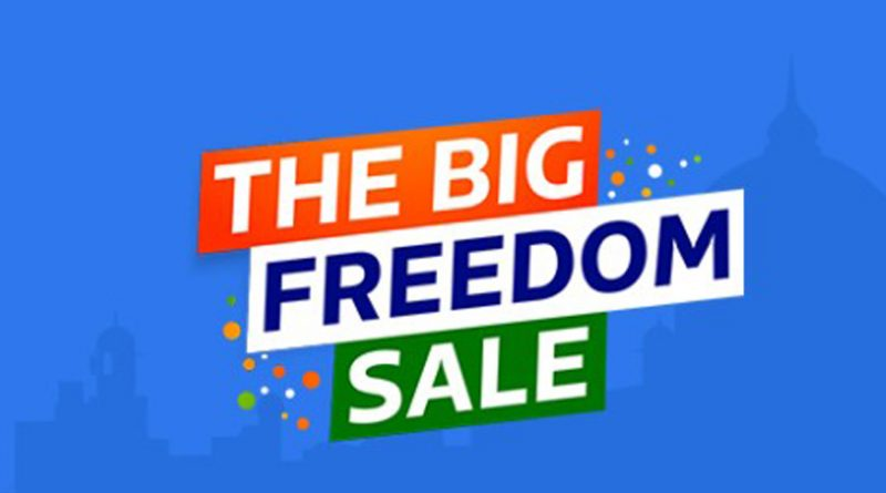 The Big Freedom SaleI!