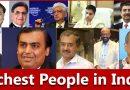 Top 10 Businessmen in India?